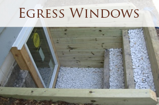 Egress Window Installation Duluth, MN